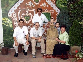 A Petrits család 2009-ben