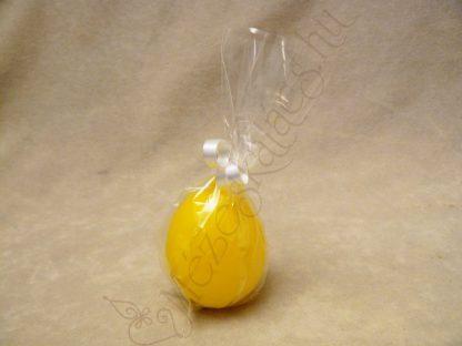 Tojás gyertya húsvétra