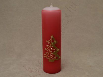 Karácsonyi gyertya