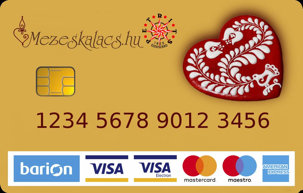 Már bankkártyával is fizethetsz